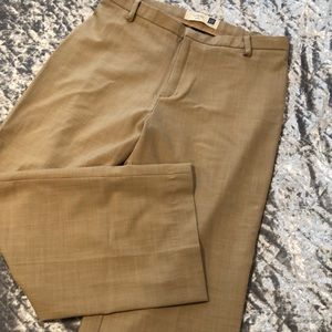 10 GAP STRETCH CAPRI DRESS PANTS